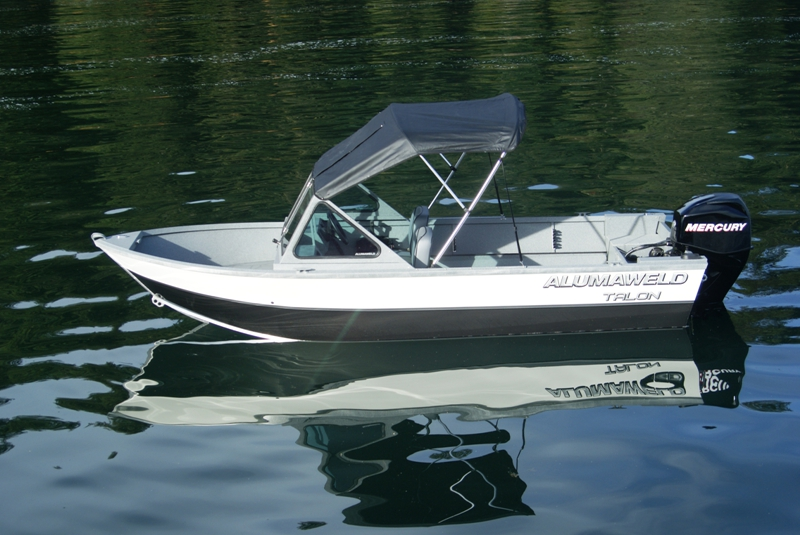 Alumaweld Premium Welded Aluminum Fishing Boats For Sale