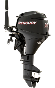 Mercury 9.9HP Pro Kicker FourStroke
