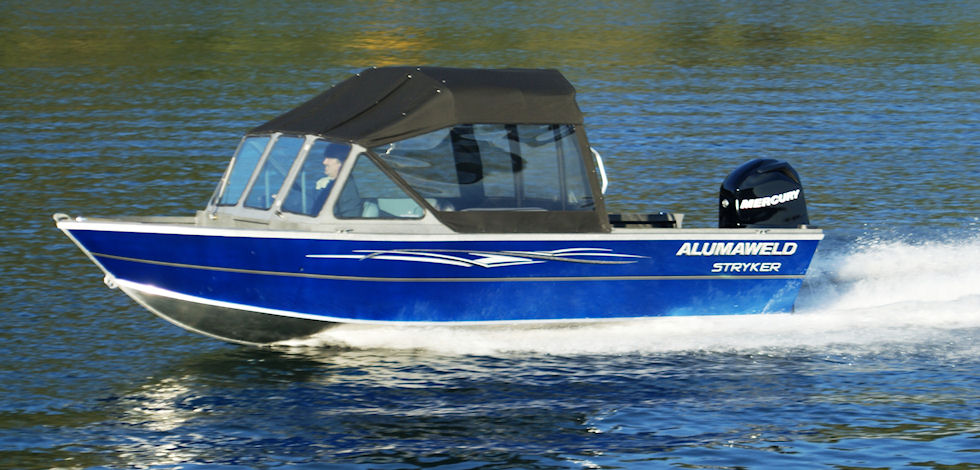 Alumaweld: Premium All-Welded Aluminum Fishing Boats for