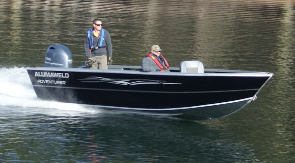 Alumaweld: Premium All-Welded Aluminum Fishing Boats for Sale  Find