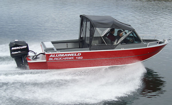 Alumaweld premium all welded aluminum fishing boats for Aluminum boat and motor packages