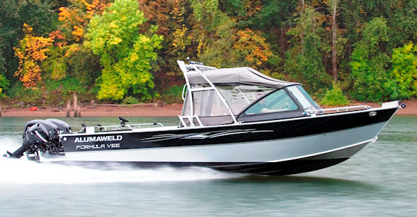 Alumaweld: Premium All-Welded Aluminum Fishing Boats for Sale  Find