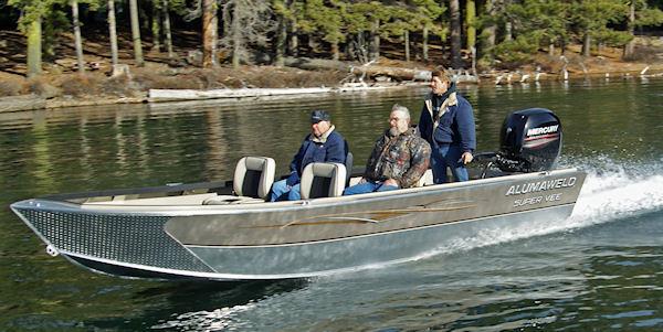 Alumaweld: Premium All-Welded Aluminum Fishing Boats for
